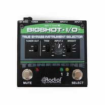 Radial Engineering BigShot i/o Instrument Selector Pedal with LEDs