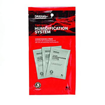 D'Addario Planet Waves 2-Way Humidification System Conditioning Packets - 3 Pack