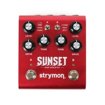Strymon Sunset Dual Channel Overdrive Pedal