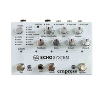 Empress Effects Echosystem Dual System Delay Pedal