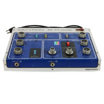 Vintage Mu-Tron Bi-Phase Dual Phase Shifter Pedal with Footswitch