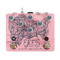 Old Blood Noise Endeavors Excess Distortion / Chorus / Delay Pedal