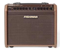 Fishman Loudbox Mini Charge 60W Battery Powered Acoustic Guitar Amp