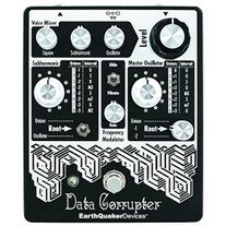 EarthQuaker Devices Data Corrupter Modulated Harmonizing PLL Pedal