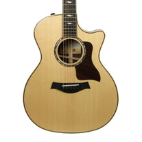 Taylor 814ce Grand Auditorium Acoustic Electric with V-Class Bracing