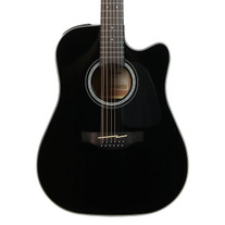 Takamine GD30CE Dreadnought Acoustic Electric 12 String in Black