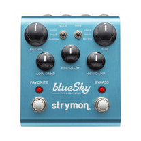 Strymon BlueSky Reverb Effects Pedal