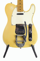 Vintage 1967 Fender Telecaster With Factory Bigsby