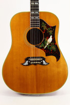 Vintage 1963 Gibson Dove Dreadnought Acoustic Guitar Natural Finish