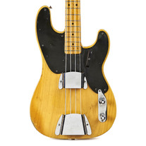Vintage Fender Precision Bass Blonde 1952