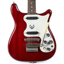 Vintage Epiphone Olympic Double Cherry 1965