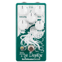 Earthquaker Devices The Depths Optical Vibe Machine Pedal V2