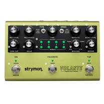 Strymon Volante Magnetic Echo Machine Reverb Delay Pedal