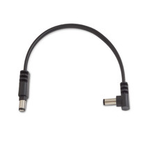 RockBoard Power Supply Cable Angled to Straight - 15 cm
