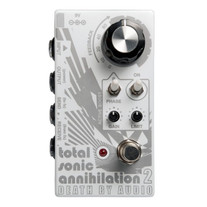 Death By Audio Total Sonic Annihilation 2 Feedback Looper Pedal