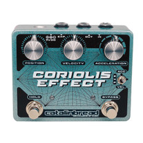 Catalinbread Coriolis Effect Filter, Pitch Shifter & Sustainer Pedal