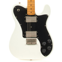 Squier Classic Vibe '70s Telecaster Deluxe Maple - Olympic White