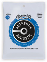 Martin MA550 Authentic Acoustic SP Medium Strings 13-56