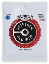 Martin MA550T Authentic Acoustic Lifespan 2.0 Medium Strings 13-56