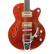 Gretsch G6659TFM Players Edition Broadkaster Jr. - Bourbon Stain Demo