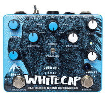 Old Blood Noise Endeavors Whitecap Asynchronous Dual Tremolo Pedal