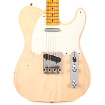 Fender Custom Shop 1956 Telecaster Journeyman Relic Maple - Aged White Blonde