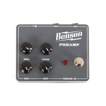 Benson Preamp Overdrive Pedal