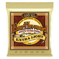 Ernie Ball 2006 Earthwood 80/20 Bronze Acoustic Strings - Extra Light 10-50