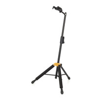 Hercules GS415B PLUS Auto Grip System Guitar Stand with Foldable Yoke