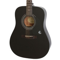 Epiphone PRO-1 Dreadnought Acoustic - Black