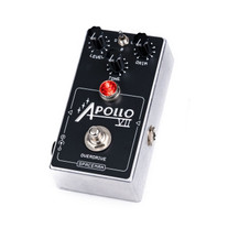 Spaceman Effects Apollo VII Overdrive - Standard Silver