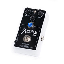Spaceman Effects Apollo VII Overdrive - Limited Edition White
