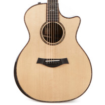 Taylor 914ce Acoustic Electric - Natural Sitka Spruce
