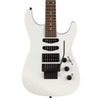 Fender Limited Edition HM Stratocaster Rosewood - Bright White