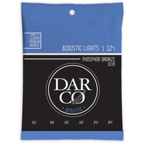 Martin D220 Darco Acoustic Strings 92/8 Light .012-.054