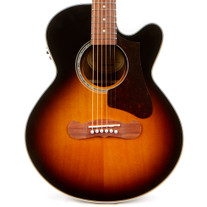 Epiphone EJ-200SCE Coupe Acoustic Electric - Vintage Sunburst