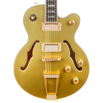 Epiphone Uptown Kat ES Semi-Hollow - Topaz Gold Metallic