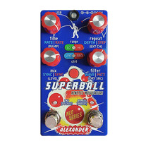 Alexander Pedals Superball Delay Pedal