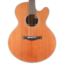 Santa Cruz Fingerstyle Model Redwood Top Acoustic