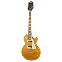 Epiphone Les Paul Classic Worn - Worn Metallic Gold