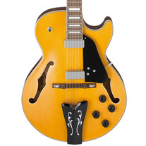 Ibanez GB10EM George Benson Signature Hollowbody - Antique Amber