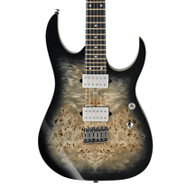Ibanez RG1121PB RG Premium Electric - Charcoal Black Burst
