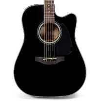 Takamine GD30CE Dreadnought Acoustic Electric Guitar Black