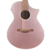 Ibanez AEWC10 Acoustic Electric - Rose Gold High Gloss