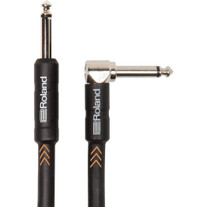 Roland RIC-B15A Black Series Instrument Cable - 15'