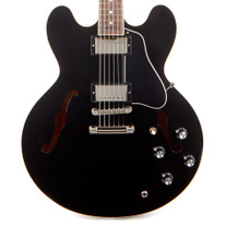 Gibson ES-335 Semi Hollow Body - Vintage Ebony