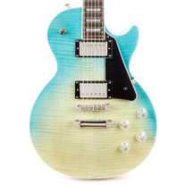 Epiphone Les Paul Modern Figured - Caribbean Blue Fade