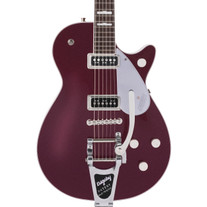 Gretsch G6128T Players Edition Jet DS Rosewood - Dark Cherry Metallic