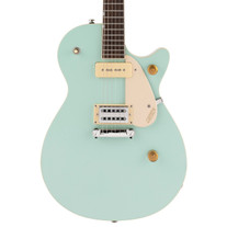 Gretsch G2215-P90 Streamliner Junior Jet Club Laurel - Mint Metallic