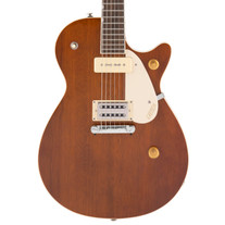 Gretsch G2215-P90 Streamliner Junior Jet Club Laurel - Single Barrel Stain